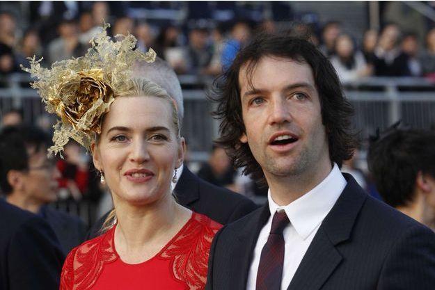 Kate Winslet, plus heureuse que jamais avec Ned Rocknroll