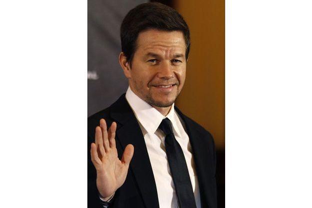 Mark Wahlberg lors de l'avant-première de Contrebande