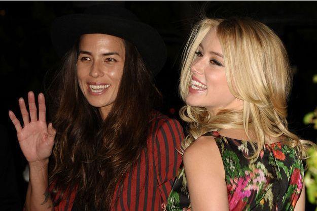 Amber Heard et son ex-compagne Tasya Van Ree, à nouveau ensemble ?