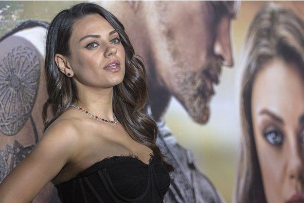 Mila Kunis est complètement gaga de sa petite Wyatt Isabelle