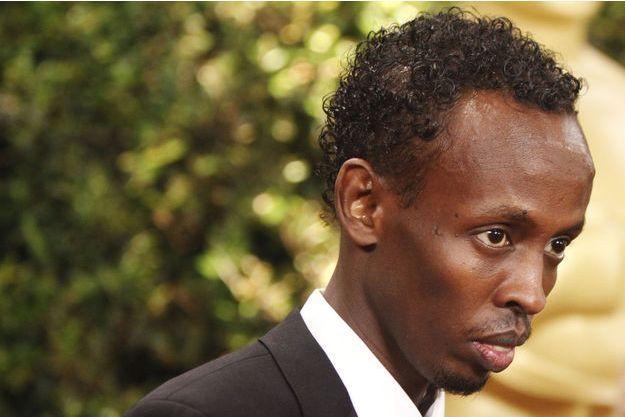 Barkhad Abdi au 5e Governors Awards à Hollywood le 16 novembre dernier