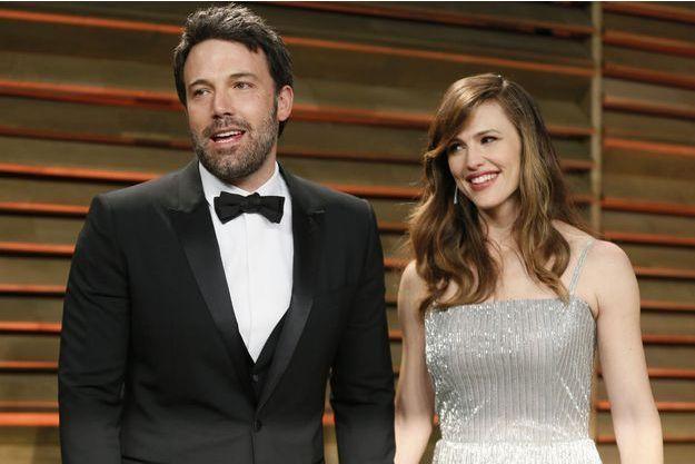 Ben Affleck et Jennifer Garner aux Oscars 2014.