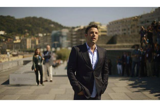Ben Affleck photographié en Espagne en septembre dernier.