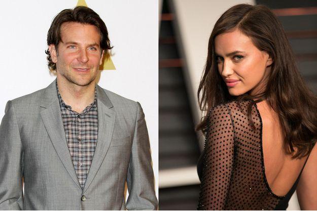 Bradley Cooper et Irina Shayk, nouveau couple star ?