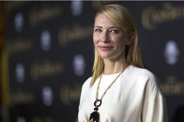 Cate Blanchett à Los Angeles le 1er mars dernier