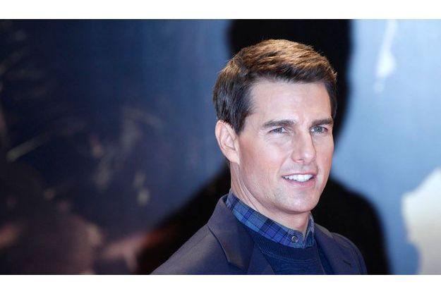 """Tom Cruise à la première de """"Mission Impossible"""", en décembre 2011."""