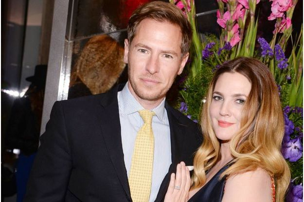 Will Kopelman et Drew Barrymore en octobre 2015