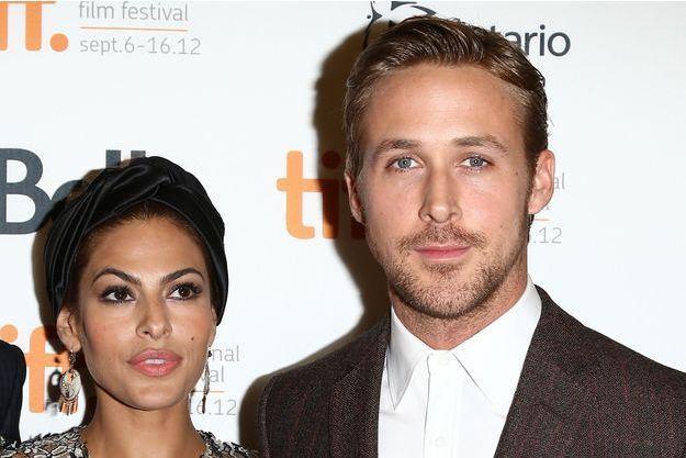 Eva et Ryan au festival de Toronto pour présenter «The Place beyond the Pines» en septembre 2012.