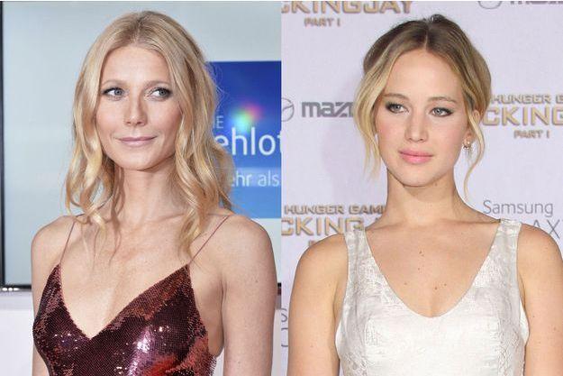 Séparée l'an dernier de Chris Martin, Gwyneth Paltrow affirme être heureuse pour lui depuis qu'il est en couple avec Jennifer Lawrence