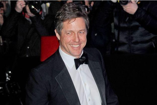 Hugh Grant aux London Evening Standard Theatre Awards, en novembre dernier.