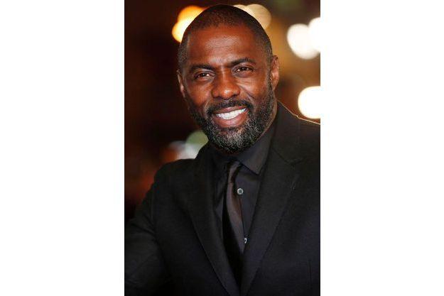 Le comédien Idris Elba.