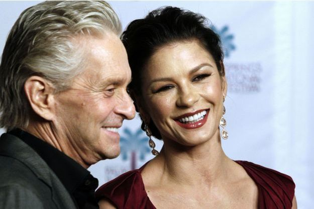 Michael Douglas et Catherine Zeta-Jones.