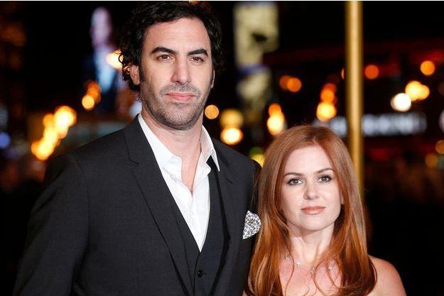 Isla Fisher et Sacha Baron Cohen, un troisième bonheur en route