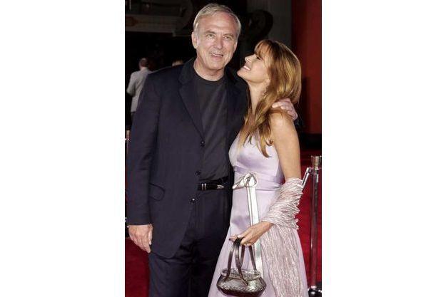 Jane Seymour et James Keach en 2005.