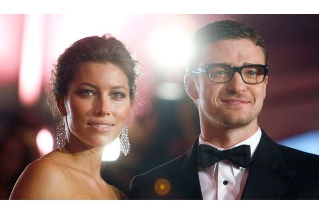 Jessica Biel et Justin Timberlake au gala The Model As Muse: Embodying Fashion au MET de New York