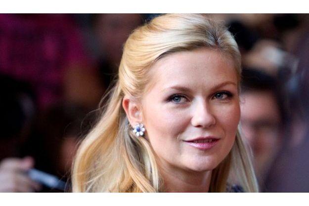Kirsten Dunst n'a pas été touchée par les attentions pressantes de son admirateur.