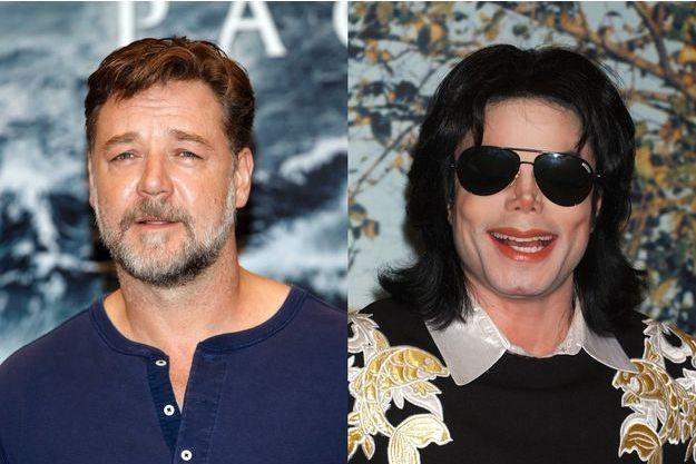 Russell Crowe, harcelé par Michael Jackson