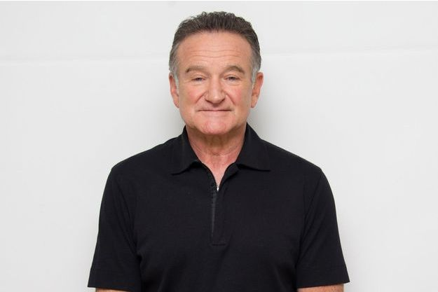 Robin Williams est mort en août 2014.