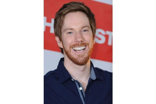 Chris Owen en 2012.