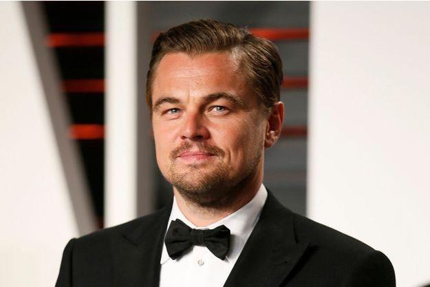 Leonardo DiCaprio, le 28 février 2016