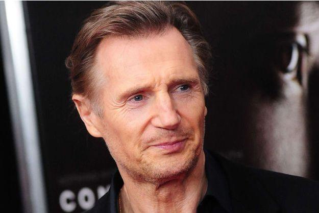 Liam Neeson à New York en décembre 2015.