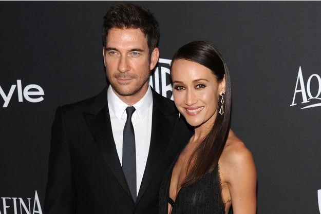 Le couple a officialisé sa romance sur le tapis rouge de l'after-party des Golden Globes, dimanche 11 janvier