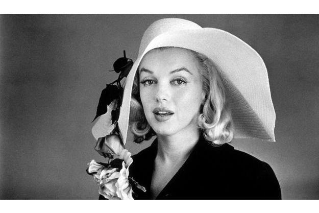Marilyn Monroe, sublime.
