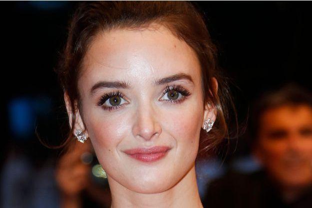 """Charlotte Le Bon à la projection de """"Vice Versa"""" à Cannes, le 18 mai dernier"""