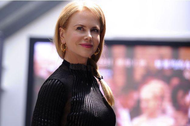 Nicole Kidman à une conférence de presse pour «Grace of Monaco», en juin dernier.