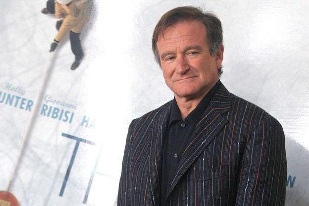 L'acteur Robin Williams s'est donné la mort le 11 août dernier