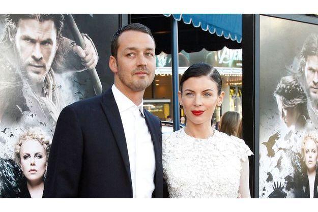Rupert Sanders et Liberty Ross lors de la première hollywoodienne de «Blanche Neige et le Chasseur», au printemps 2012.