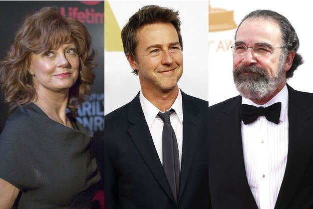 Susan Sarandon, Edward Norton et Mandy Patinkin se mobilisent pour les migrants.