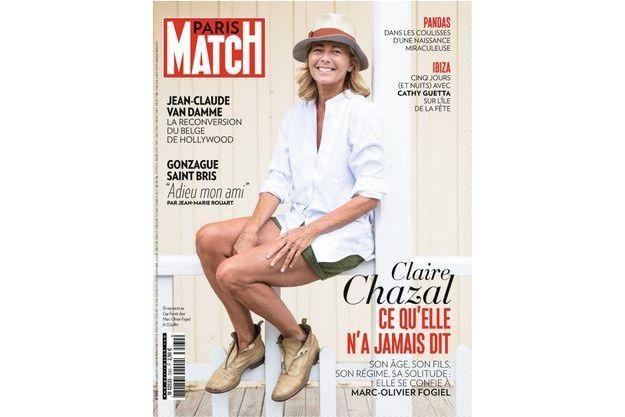 Témoignage Claire Chazal encense le couple Macron, qui casse un tabou social
