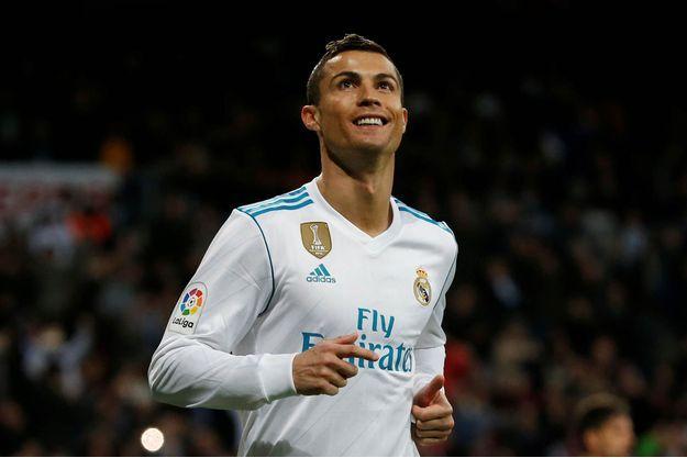 Cristiano Ronaldo, le 25 novembre 2017 à Madrid.