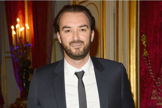 Cyril Lignac au dîner des Grands Chefs au Quai d'Orsay à l'occasion de la désignation du vainqueur du Bocuse d'Or à Paris le 22 septembre 2015