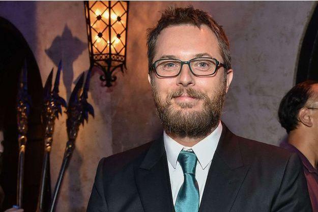 Duncan Jones à Los Angeles en juin 2016.