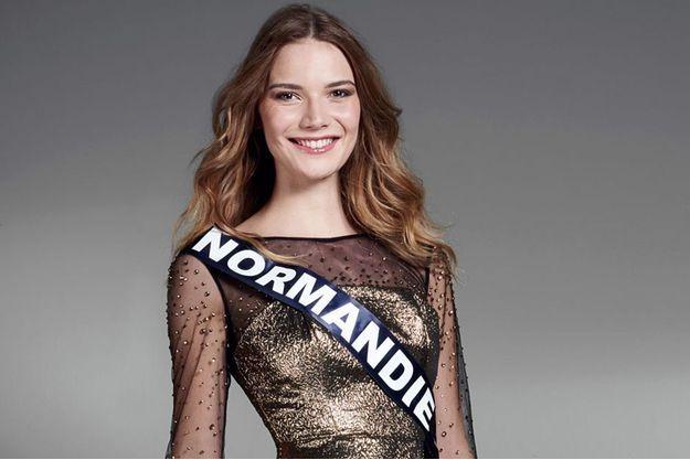 Miss Normandie répond aux questions de Paris Match.