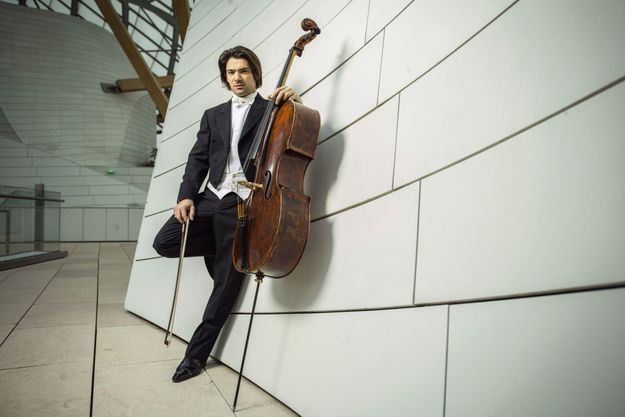 Gautier Capuçon sera en concert le 12 avril à la Philharmonie de Paris.