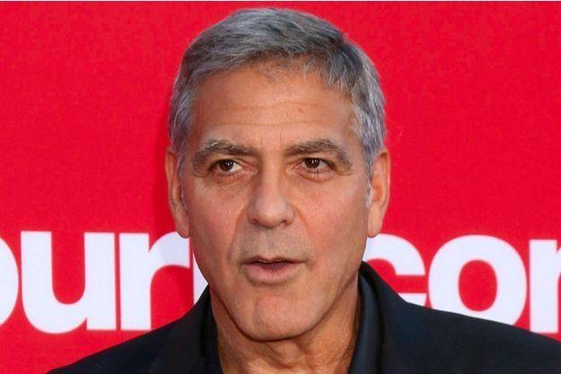 George Clooney à Westwood, le 22 octobre 2017