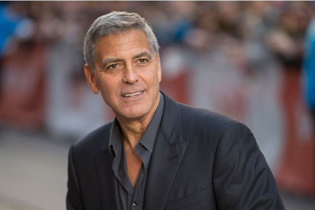 George Clooney le 9 septembre 2016 à Toronto.