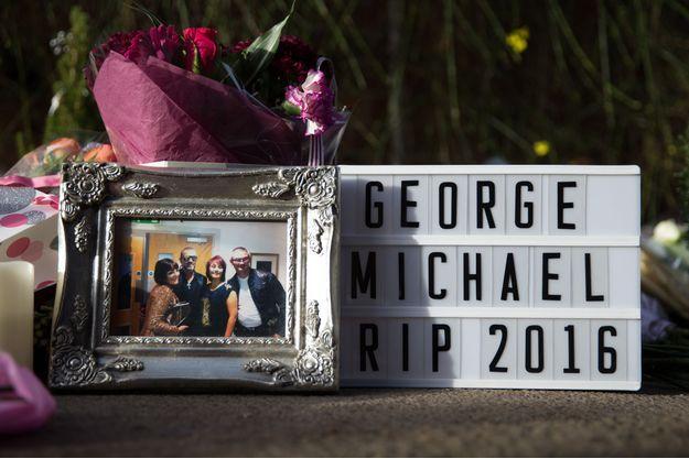 George Michael est mort le 25 décembre 2016.