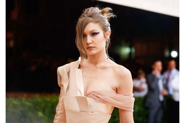 Gigi Hadid au Met Ball