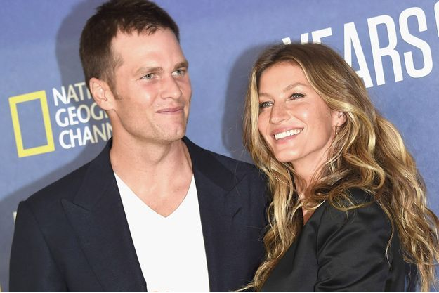 Gisele Bündchen et Tom Brady en septembre 2016 à New York.