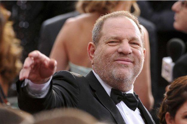 Harvey Weinstein à la cérémonie des Oscars.
