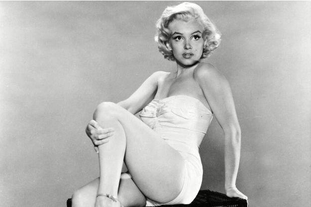 Marilyn en 1950.