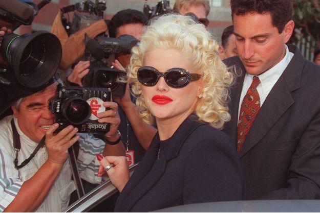 Anna Nicole Smith est morte le 8 février 2007.