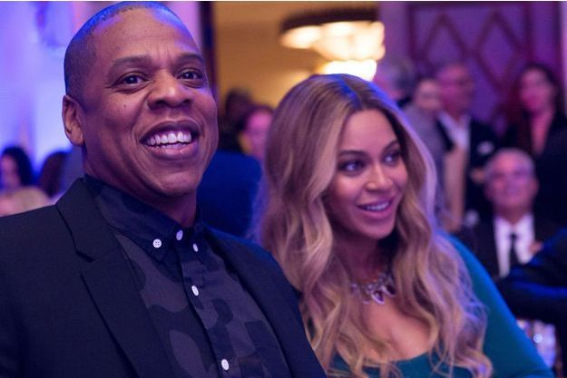 Beyoncé et Jay-Z en février 2016.