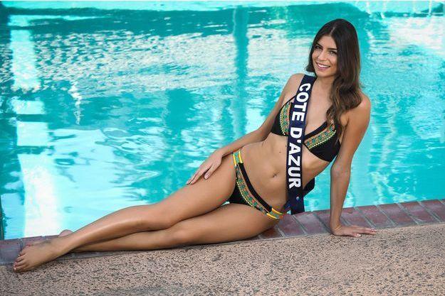 Miss Côte d'Azur répond aux questions de Paris Match.