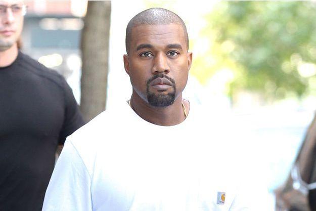 Kanye West à New York, septembre 2016