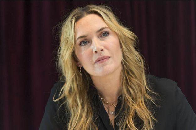 Kate Winslet en conférence de presse au Toronto International Film Festival, le 9 septembre 2017